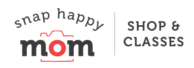 Snap Happy Mom Dashboard logo